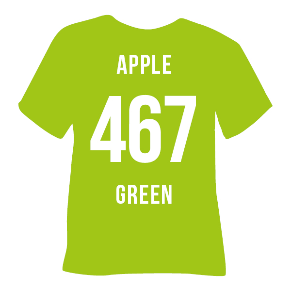 467 APPLE GREEN