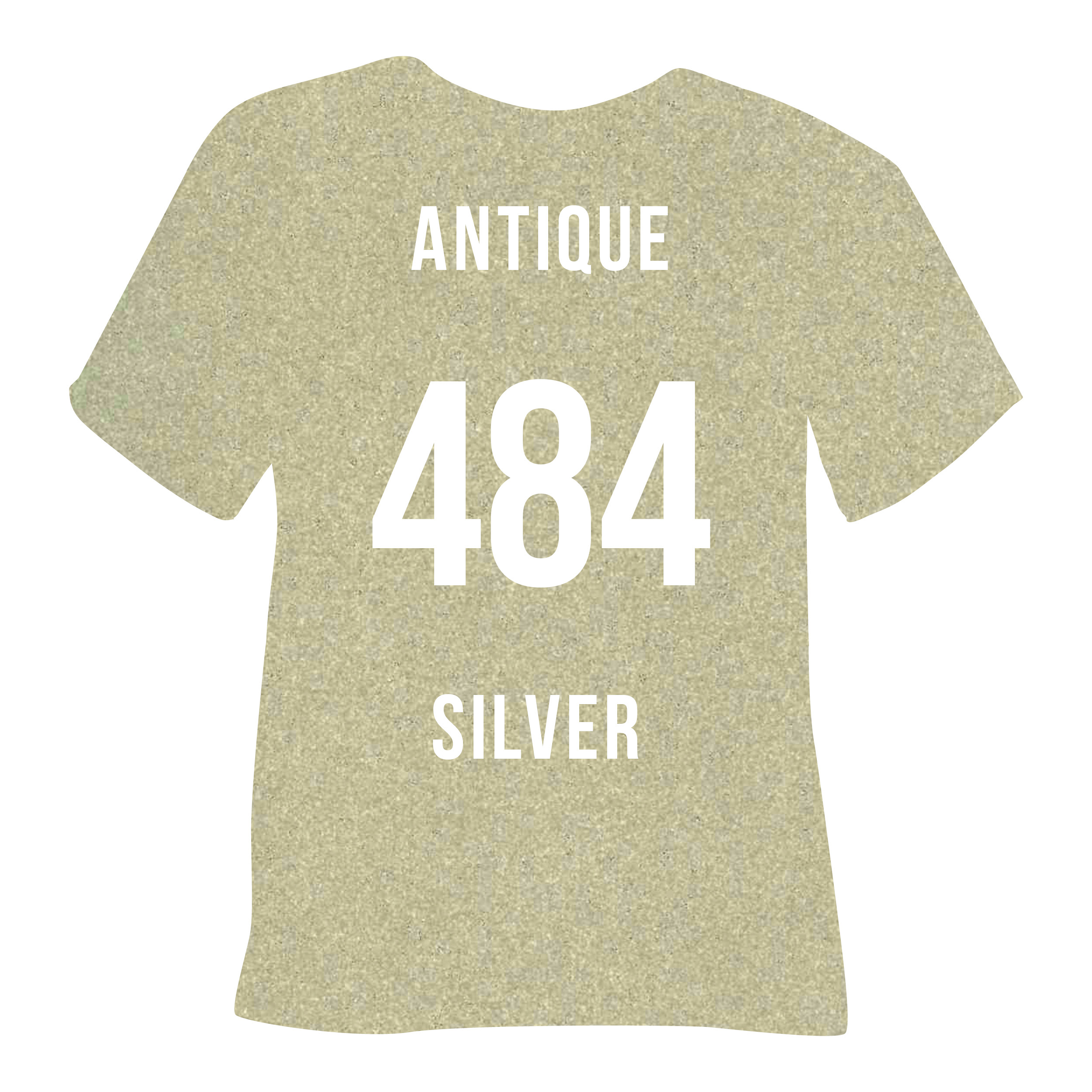 484 PAINT ANTIQUE SILVER